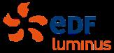 Logo EDF Luminus